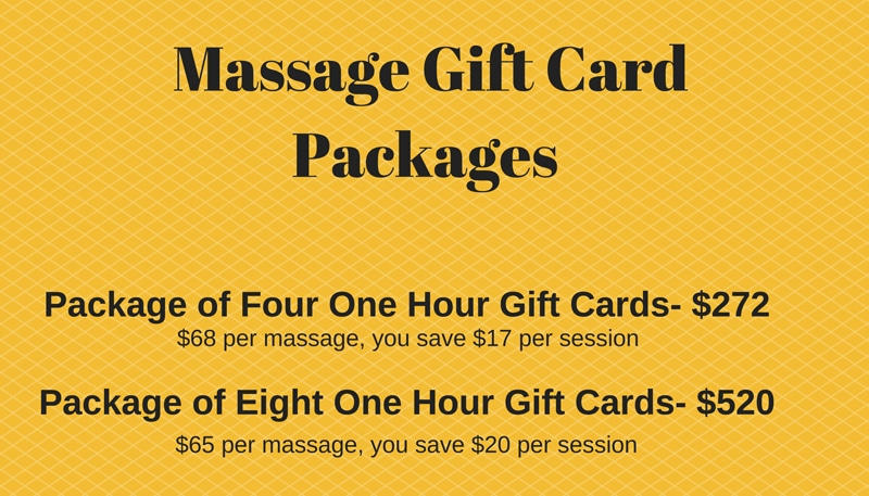 Massage Therapy Promotion