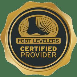 Certified Foot Leveler